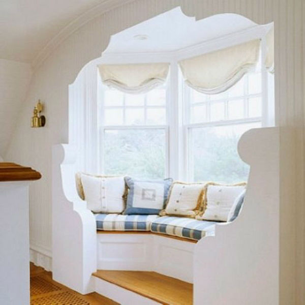 Bay window bench seat. window bench ideas bedroom with bay w.